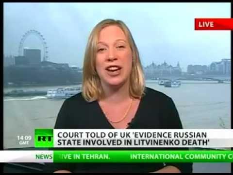 Ex-FSB/KGB officer LITVINENKO worked for 'MI6 & gave Spain INTEL on RUSSIAN MAFIA' -- widow's lawyer