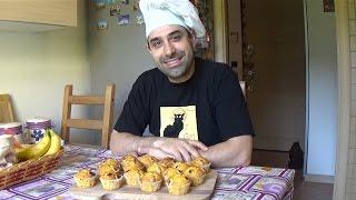 Ricetta Muffin Carote E Mandorle - Carrots And Almonds Muffin Recipe