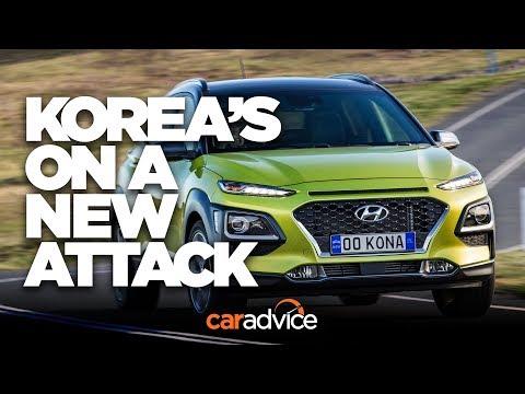Can Kona topple CX 3 2018 Hyundai Kona review