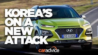 Can Kona topple CX-3? 2018 Hyundai Kona review!
