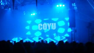 Coyu Aquasella 2014 playing  Marco Carola - Bloody Cash