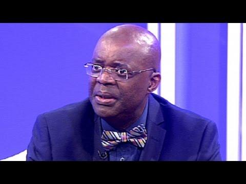 Professor Eddy Maloka on APRM forum held in Jhb