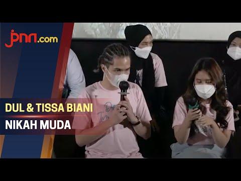 Dul Jaelani dan Tissa Biani Menikah Muda di Film Dear Imamku