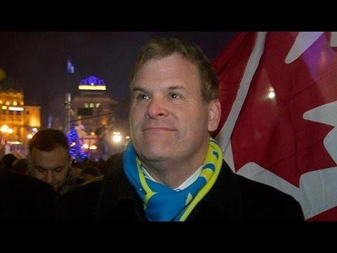 Канада 74: Получить украинцам статус беженцев из-за текущей политической обстановки