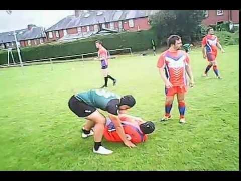 Dublin City Exiles V Cork Bulls 2016 Ref-Cam footage 1st half