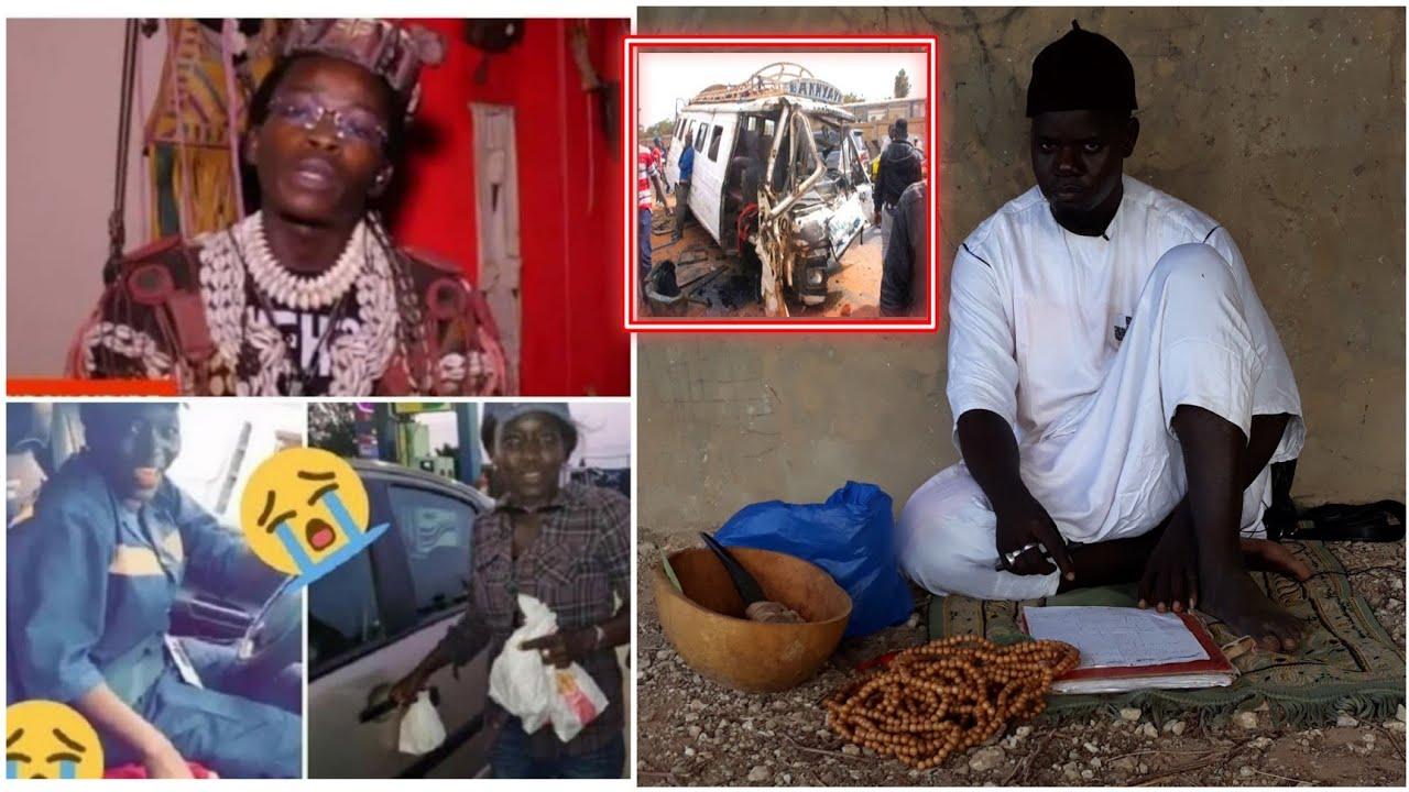 Urgent - Affaire Lobé Ndiaye : HAMIDOU Sidibé Revelation de serigne Makhtar Gaye..accidan you bare y