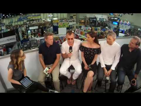 Comic-Con 2016 : Interview Casting Prison Break 5 // LIVE