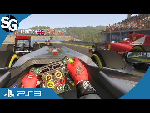 F1 2011 Game | Michael SCHUMACHER | Turkish Grand Prix |