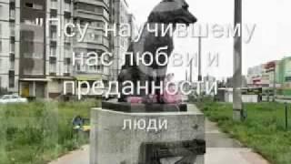 Русский Хатико если ты не заплачешь ты не человек
