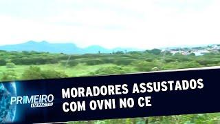 Moradores relatam presença de OVNI no interior do Ceará   Primeiro Impacto (26/06/19)