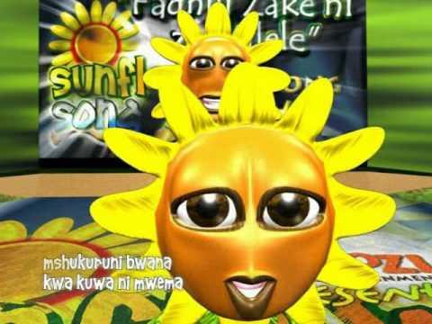 Fadhili Zake Ni Za Milele - African Animation (Kenya)
