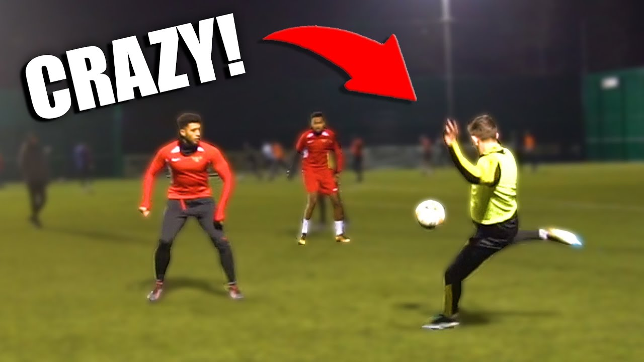OUR HARDEST FOOTBALL GAME EVER.. INTENSE 7 A Side Sunday League