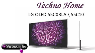 ОБЗОР LG OLED 55CXRLA | 55C10 : Кастрированный HDMI 2.1, Вырезан DTS. [СТАРАЯ ПРОШИВКА] 2020!