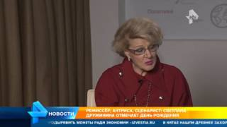 Дружинина рассказала, зачем снимает фильм о Крыме и победе над турками