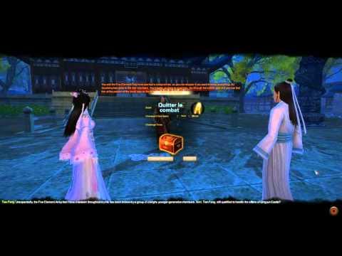 Age of Wulin, Maître Kanu t'explique : Se faire du fric !