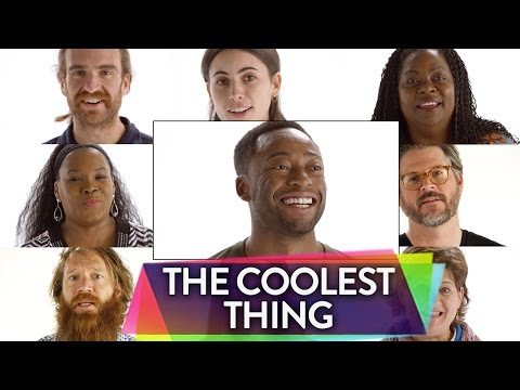 What Is The Coolest Thing You've Ever Done? | 0-100