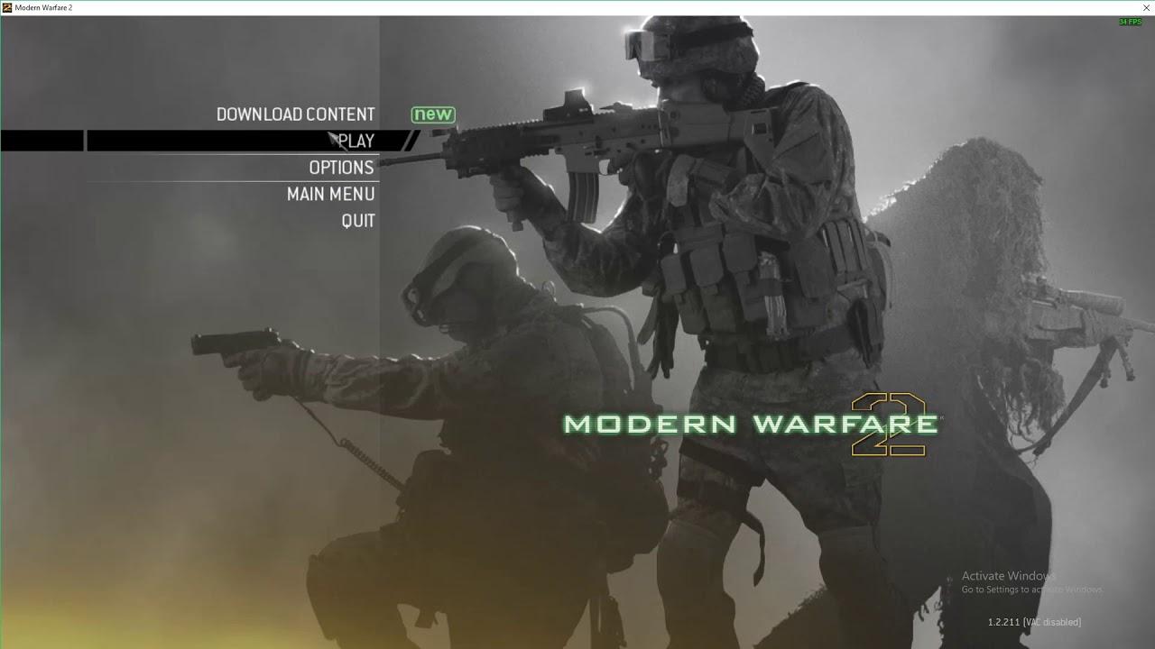call of duty modern warfare 2 aimbot and wallhack