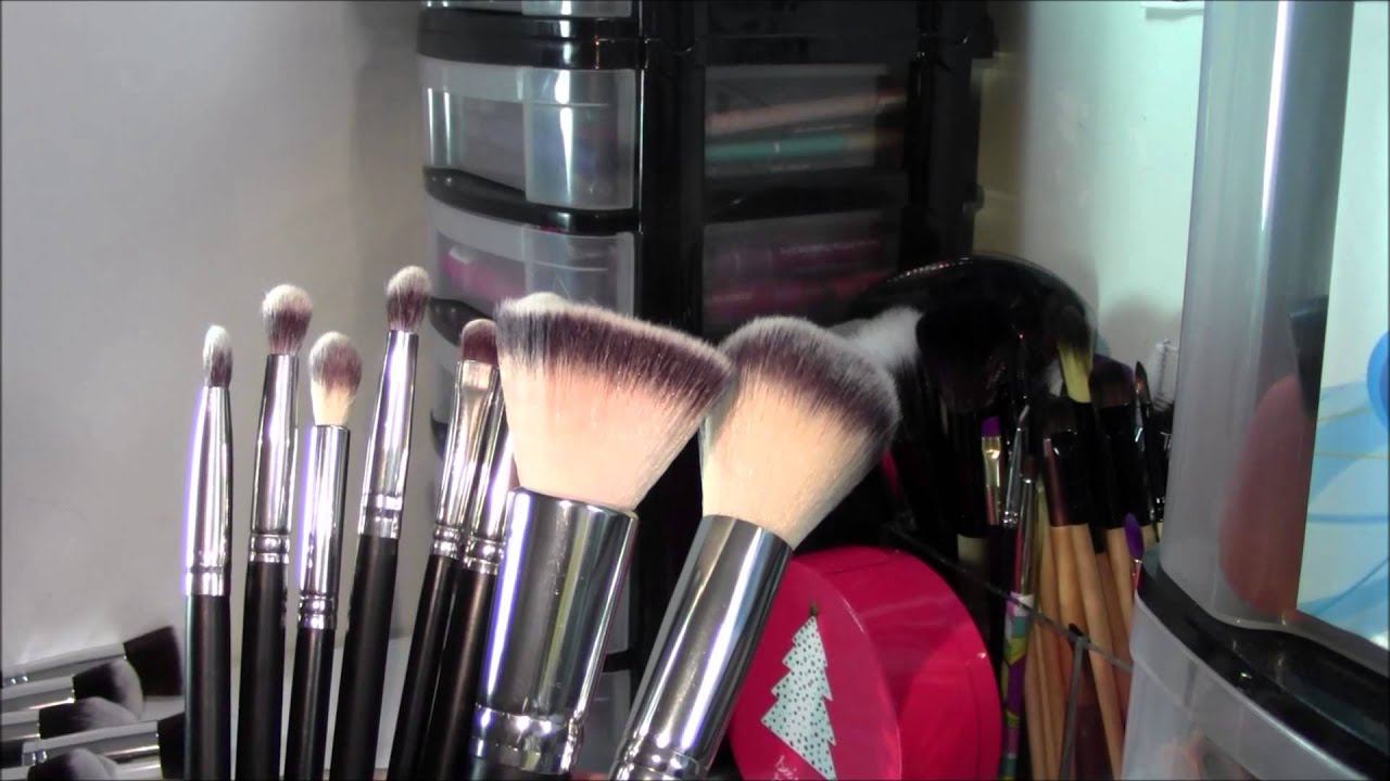 Affordable Makeup Brushes (The Best of 2014) - Ty Denise - Dec. 22 ...