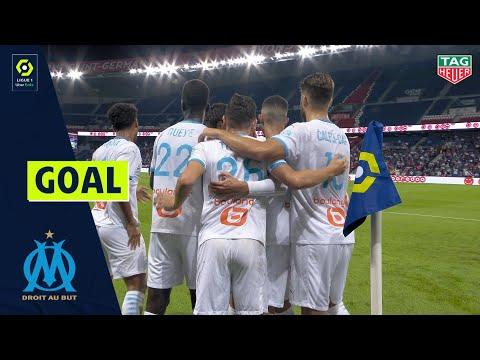 Goal Florian THAUVIN 31' - OLYMPIQUE DE MARSEILLE/PARIS SAINT-GERMAIN 2020/2021