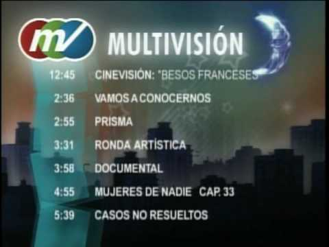 Cubavision De Noche En TV - June 10, 2009