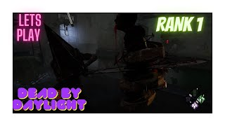 DEAD BY DAYLIGHT RANK 1 / RED RANK GAMEPLAY! Tuesday Night Edition!