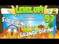 Level up : niveau 97 ! Thé à la menthe...à la pastèque ??? Hay Day Fr