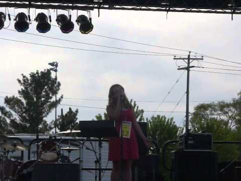 Adia Marie, Bruno Mars: When I Was Your Man with Live Band Karaoke, Chocolate City Idol, 2014