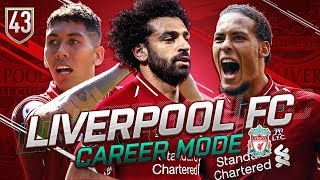 FIFA 19 LIVERPOOL CAREER MODE #43 - MASSIVE UPDATE ON FAN OBJECTIVES!