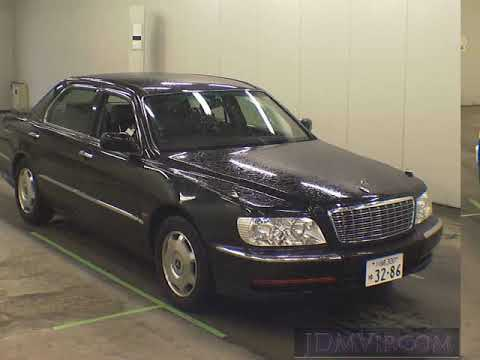2000 MITSUBISHI PROUDIA C S33A