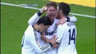 Real Madryt - Athletic Bilbao 5-1 (2-0 Ramos)