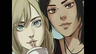 Video The Girl With The Tattoo Breaks From Toronto [YumiKuri/Attack on Titan AMV] download MP3, 3GP, MP4, WEBM, AVI, FLV Juli 2018