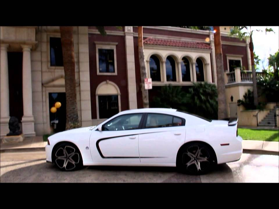 Custom Dodge Charger 2012 Wmv Youtube