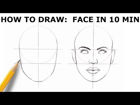 how-to-draw:-face-|-basic-proportion