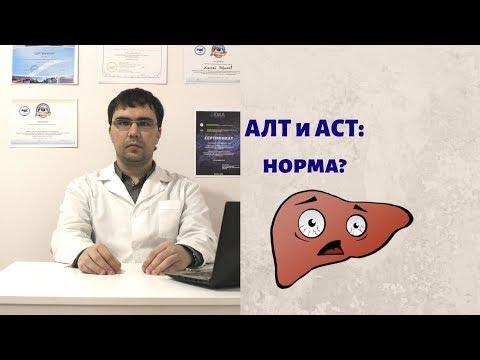 Норма АЛТ и АСТ в анализе крови? Зачем они нужны?