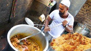 Chicken Biryani Making @ BIRYANI POINT| Indian Street Food/C53