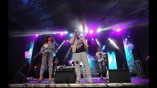 Концерт группы Банд'Эрос на фестивале в Гродно
