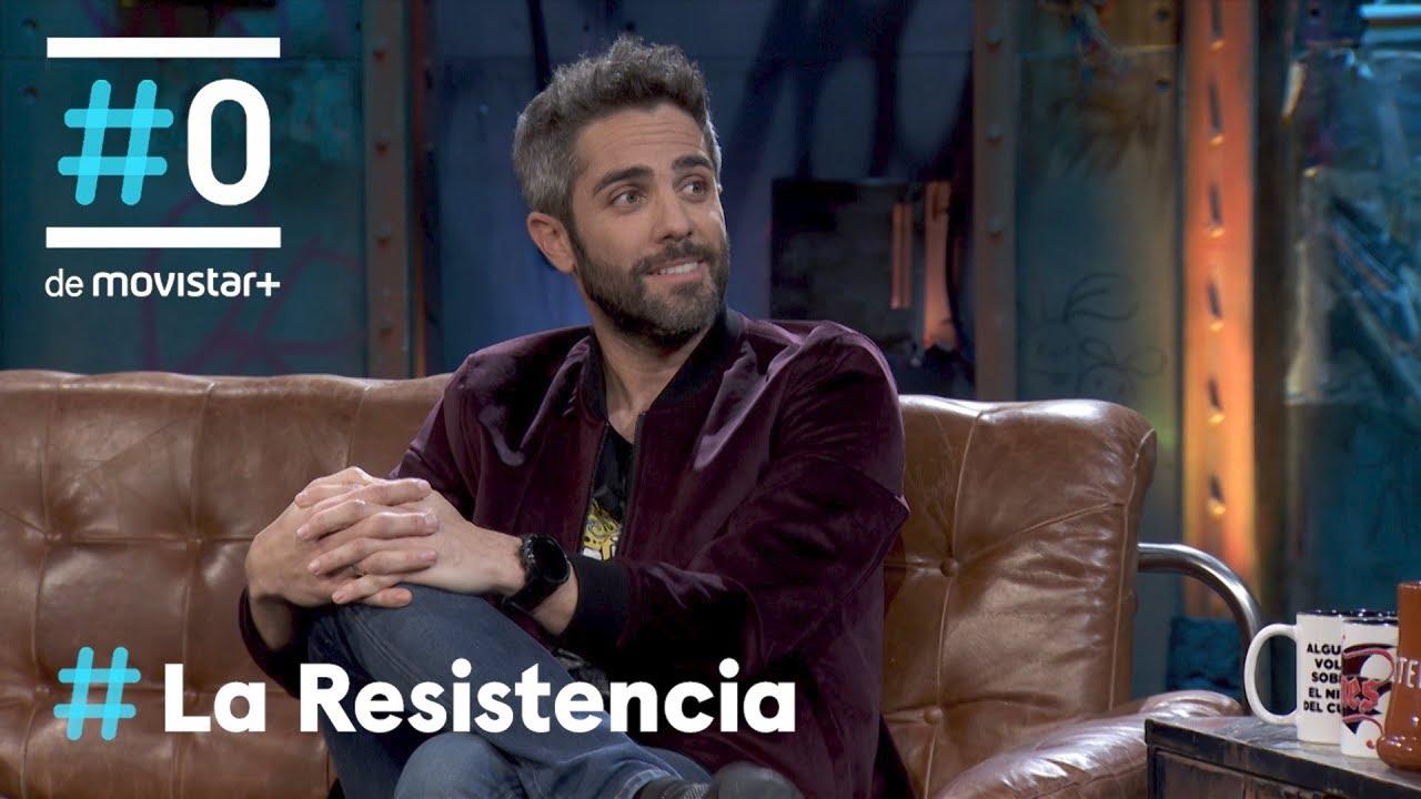 En La Resistencia de Movistar +
