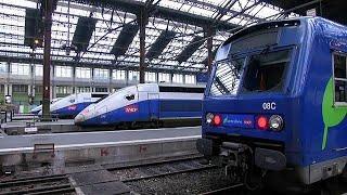 Francia, sciopero dei treni contro le riforme di Macron