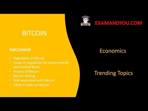 Bitcoin and Other Crypto currency