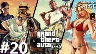 Zagrajmy w GTA 5 (Grand Theft Auto V) odc. 20 - Tajna superbroń
