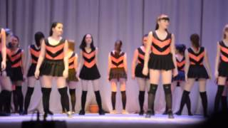 Пчёлки и Винни пух Оренбург  Школьный детский театр (tverking girls dance shock)!!!!