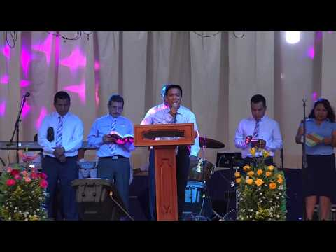 Campaña en Chiapas Mexico Predica el Pastor Jorge Garcia