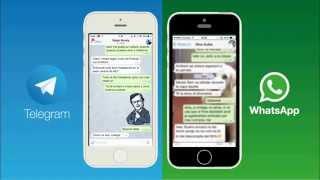 Telegram - Anuncio 2015