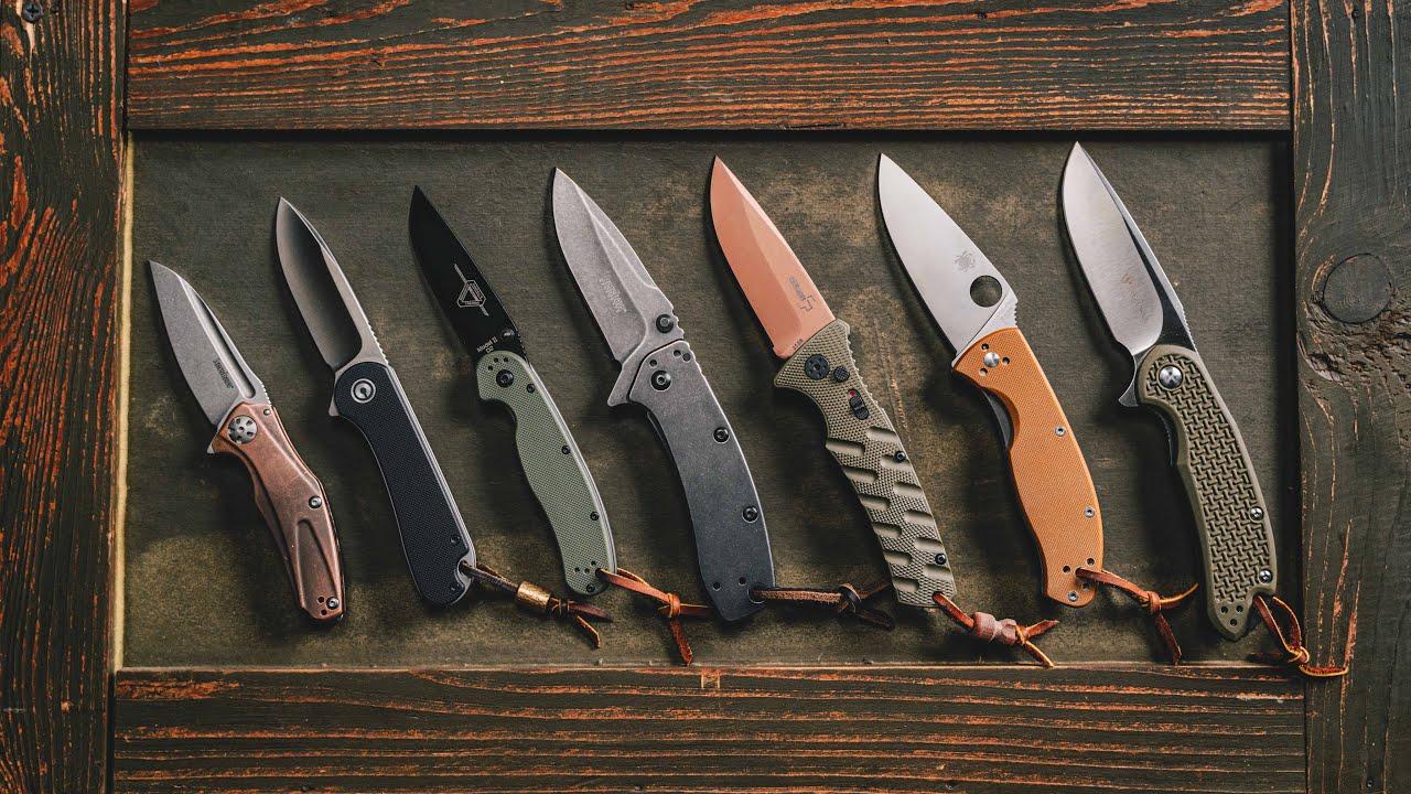 Amazon.com : Voltstorm Steinbrucke Folding Knife EDC Pocket Knife - 3.1