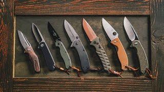 7 BEST EDC KNIVES UNDER $50