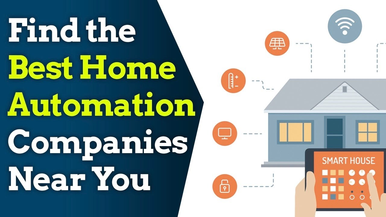 Home Automation Systems in Florida - Smart Home Companies
