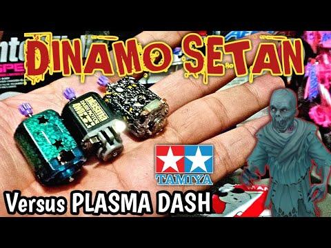 DINAMO SETAN VERSUS PLASMA DASH TAMIYA