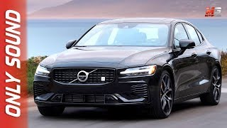 NEW VOLVO S60 POLESTAR 2019 - FIRST TEST DRIVE ONLY SOUND