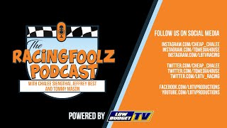 Racing Foolz podcast Episode 3 - Jack Korpela