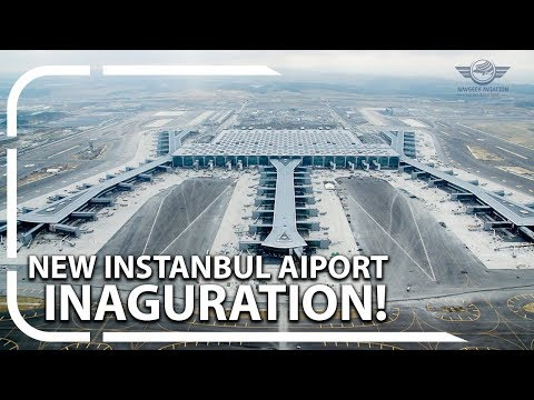 Welcome Istanbul's New Airport!